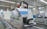 4 ejes CNC fresado y Centro de perforación de la máquina de aluminio