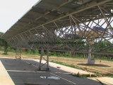 Calha parabólica solar da potência solar do concentrador de Csp