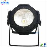 LED 100W COB PAR Luz para efeito de palco