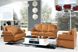 Sofa de cuir de meubles antiques pour le sofa classique