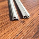 Windows를 위한 PVC 문틀 또는 플라스틱 단면도