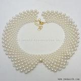 Les colliers de perles perles Vêtements Appliques garniture cou robe Choker Femmes