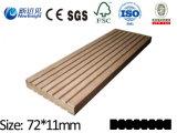 130*19mm WPC Decking AVEC CE & certificat FSC