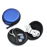 Populärer runder Entwurf EVA-Kopfhörer tragen Fall-Beutel (FRT2-279)
