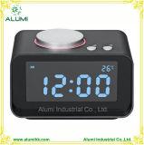 A Estação de Acoplamento Bluetooth multifuncional relógio de alarme para o Hotel