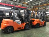 chariot élévateur de diesel de gerbeur de la fourche 3500kg