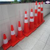 マレーシア適用範囲が広いPVC道路交通の安全円錐形