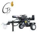 alto divisore efficiente del libro macchina della benzina verticale idraulica 24ton