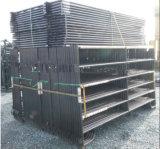 Оптовая торговля Америки 5 футов*10FT используется скот Corral панель/стальные панели крупного рогатого скота