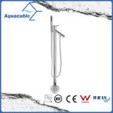 Faucet de banheira autônomo do banheiro de Cupc com chuveiro da mão (AF9122-2)