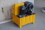 """1/4 """" إلى 2 """" [س] [فينّ] قوة هيدروليّة خرطوم [كريمبينغ] آلة لأنّ عمليّة بيع"""