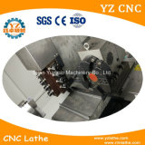 Tck32 CNC Lathe Machine with triplet Head