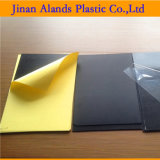 folhas internas do álbum de foto de 1.0mm 1.5mm, folha autoadesiva do PVC