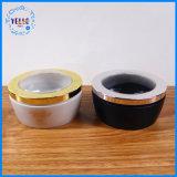 Luxe die de Kosmetische Plastic Container van de Kruik voor Capsule verpakken