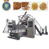 grande extrudeuse d'aliment pour animaux familiers d'acier inoxydable de capacité