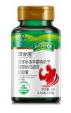 Comida saudável Produto registarem-se em Cfda Epimedium & Ginseng &Wolfberry & Hair Chifre Softgel