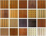 Panneau en bois d'insonorisation acoustique Conseil pour le plafond/mur décoratif