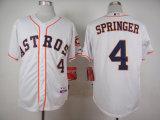 Pullover americano di baseball di Houston Astros della lega dei capretti delle donne degli uomini