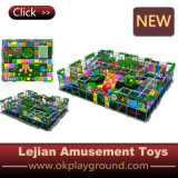 Tipo del campo da giuoco e Camera dell'interno del gioco dei capretti del materiale del campo da giuoco della plastica (T1503-7)