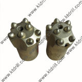 Bouton d'exploitation minière en roche de carbure de tungstène peu R32