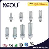 Transparentes/freies/bereiftes/milchiges Mais-Birnen-Licht des Deckel-LED