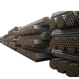 Carbono laminado en caliente tubo estructural de los REG