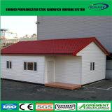 Chambres préfabriquées bon marché de la Chine, Chambre minuscule préfabriquée, maison modulaire préfabriquée