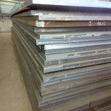 1000-12000mm de longitud, ASTM A588 de la placa de acero al carbono para la venta