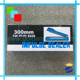 Пластиковый пакет тепла герметик для резьбовых соединений, стороны машины протяжки пленки