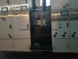 Коробка коробки делая машиной Corrugated картон прорезая машину печатание упаковывая