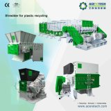 PE/PP/PA/PVC/ABS/PS/PC/EPE/EPS/Pet 씻기와 작은 알모양으로 하기를 위한 플라스틱 재생 기계