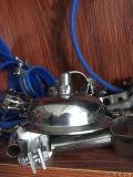 Protezione di estremità cieca di Triclamp dell'acciaio inossidabile per il serbatoio dell'estrazione