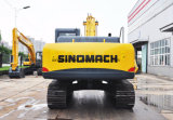 Sinomach 21ton 굴착기 0.91m3 건축기계 극히 중대한 장비 유압 크롤러 굴착기