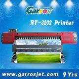 Машина принтера ткани сублимации формы 3.2m 10FT Garros широкая с Dx5