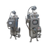 Filtre à rinçage automatique et aspiration Brosse filtre utilisé dans l'huile