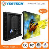 RGB SMD2020の広告するか、または段階ビデオLEDのパネル・ディスプレイ