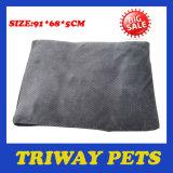 Coussin confortable mou d'animal familier de velventine (WY1610122-2)