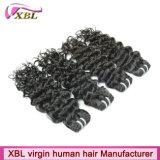 Capelli superiori di Weavon Xbl dei capelli di prezzi di Whoelsale