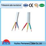Fábrica para el cable plano barato del precio BVVB de la venta