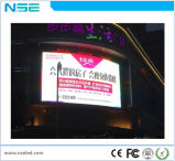 Visualizzazione di LED esterna impermeabile P10 di alta qualità