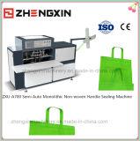비 길쌈된 1인용 시트 손잡이 밀봉 기계 Zxu-A700