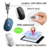 Hete Waterdichte Mini/Uiterst kleine GPS van Huisdieren Drijver met Sos Pm01