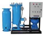 Het Verwarmen van de condensator Systeem van de Bal van de Buis van het Messing van het Ruilmiddel het Automatische Schoonmakende