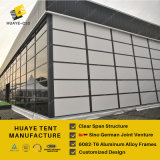20X30m Double Decker Car Show Tent Exhibition
