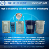 Transparentes RTV Silicone Rubber für Toys Manufacturer