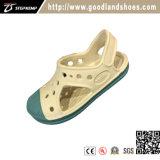 Девушки малышей малышей ЕВА ботинки 20279 тапочки удобной вскользь белые
