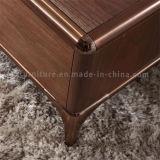 Vollständige Preis-Wohnzimmer-Möbel-hölzerner Kaffeetisch mit Fächern