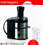 Geuwa 450W Edelstahl Centrifugal Electric Juicer (J19)