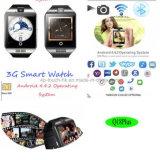 3G/WiFi a prueba de salpicaduras Reloj inteligente con la cámara Q18plus