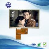 5-дюймовый цветной TFT ЖК-дисплей КПП/экран с сенсорная панель, ка-TFT050CE011-T
